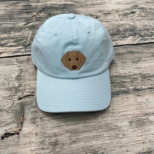 Puppy Face Hat