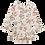 Thumbnail: Daniella Long Sleeve Twirl Skirt Bodysuit