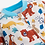 Thumbnail: Woodland Print Zip Sleepsuit