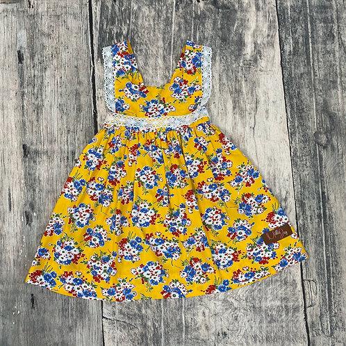 Hello Sunshine Dress w/lace