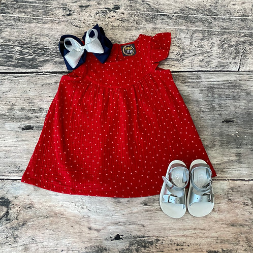 Red Star Dress