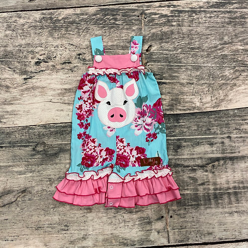 Polly the Pig Romper