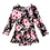 Thumbnail: Milana Long Sleeve Twirl Skirt Bodysuit