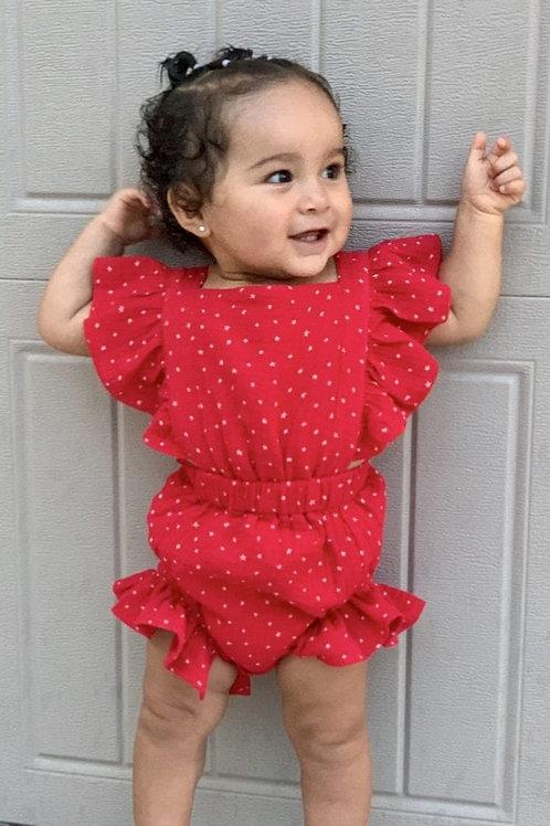 Sophia Bubble Red Stars