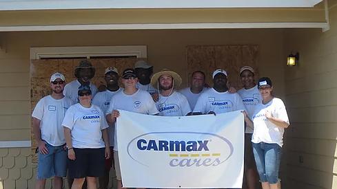 Carmax volunteers