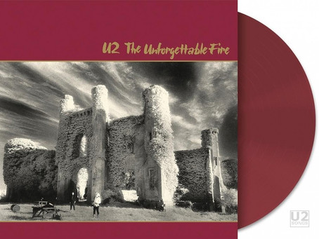 Indication Presents – The Unforgettable Fire (1984)