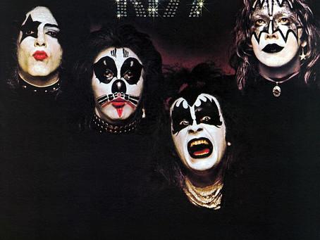 Indication Presents – KISS (1974)