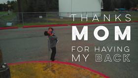 Thanks Mom!