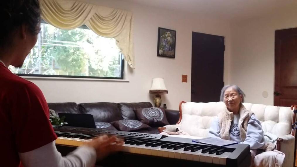 The G'ma Song (G'ma = Grandma)