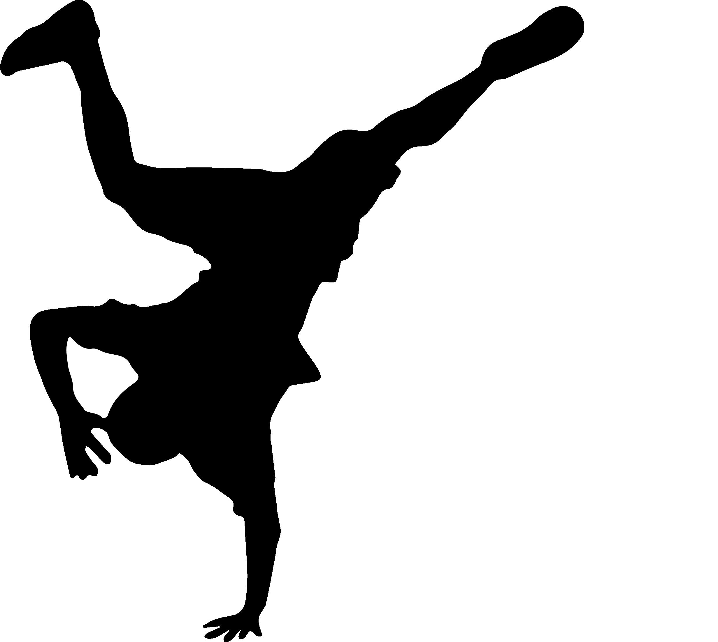 Открытка брейк данс