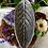 Thumbnail: Recycled Aluminum Leaf Incense Burner