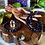 Thumbnail: Purple Goldstone Healing Crystal Bracelet (8mm)