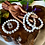 Thumbnail: Howlite Healing Crystal Bracelet (8mm)