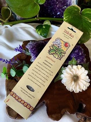 Triloka Patchouli Original Herbal Incense