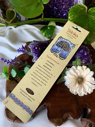 Triloka Frankincense Original Herbal Incense