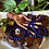 Thumbnail: Lapis Lazuli Healing Crystal Bracelet (8mm)