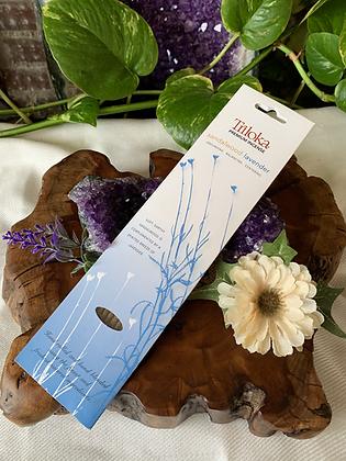 Triloka Sandalwood Lavender Premium Incense