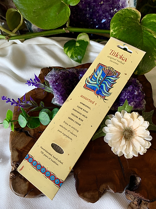 Triloka Assorted 1 Original Herbal Incense