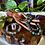 Thumbnail: Moss Agate Healing Crystal Bracelet (8mm)