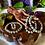 Thumbnail: Dalmation Jasper Healing Crystal Bracelet (8mm)