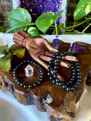 Shungite Healing Crystal Bracelet