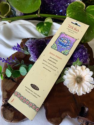 Triloka Lotus Moon Original Herbal Incense