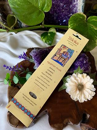 Triloka Egyptian Musk Original Herbal Incense