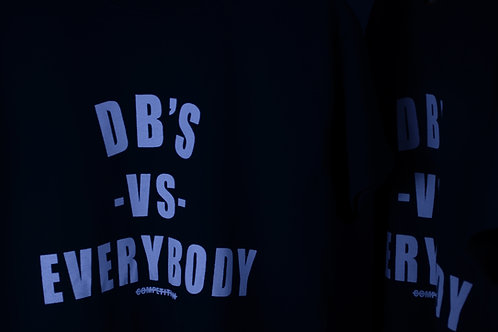 The Original TNC DB's -vs- Everybody T-Shirt