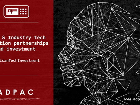 Trade & Industry tech innovation partnerships and investment