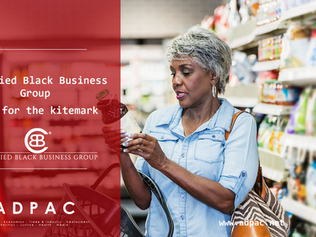 Certified Black Business Group