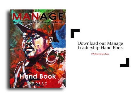 What is the Manage Leadership program?