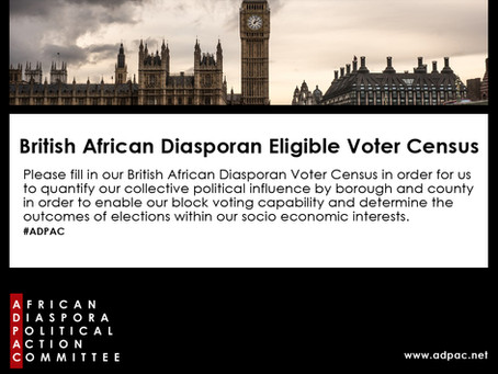 Why take part in an eligible voter census and who is it for?