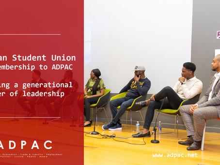African Student Union membership