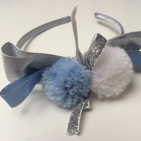 Winter Wonderland headband £12