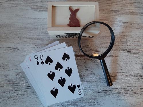 TXIKITXU Encuentra la carta
