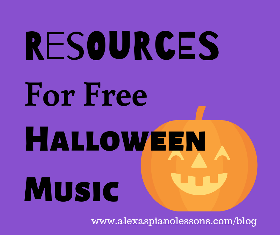 Best Resources for Free Halloween Music.