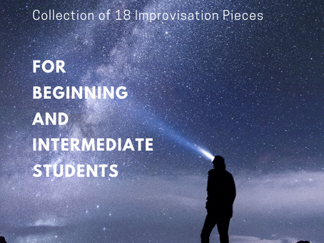 Why You Should Start Teaching Improvisation NOW!!