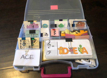 How to Organize Your Studio