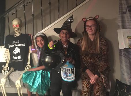 Halloween Costume Contest - 2018