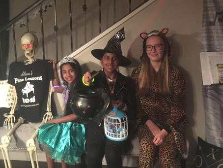 Halloween Costume Contest - 2018