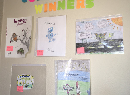 Tempo Drawing Contest Winners