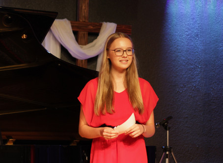 4 Tips For the Perfect Recital Speech