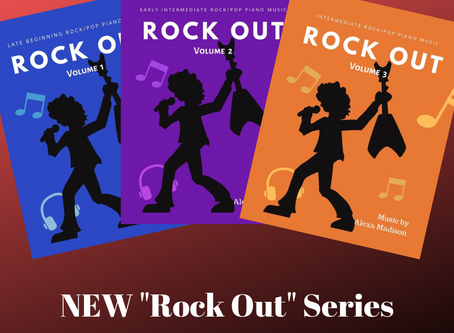 """""""Rock Out"""" Book Series"""