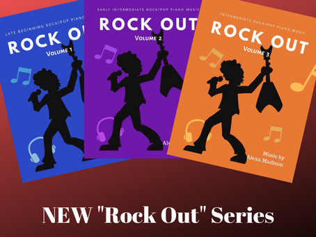 """Rock Out"" Book Series"