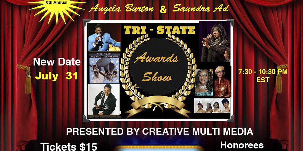Tri State Black History 2021 (Hosted by Creative Multi Media) a 501(3)(c) Organization