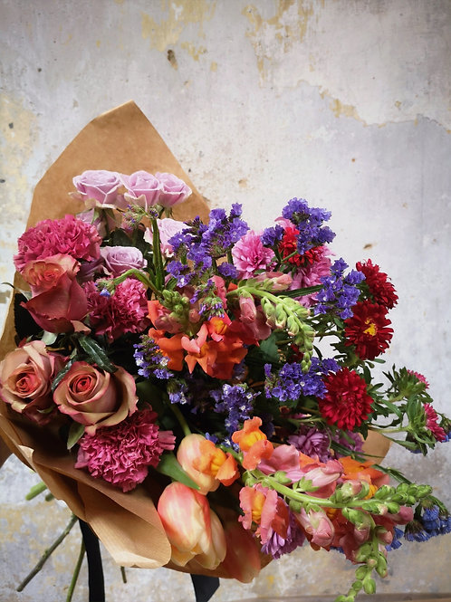 Flower Subscription -Meadow Flowers