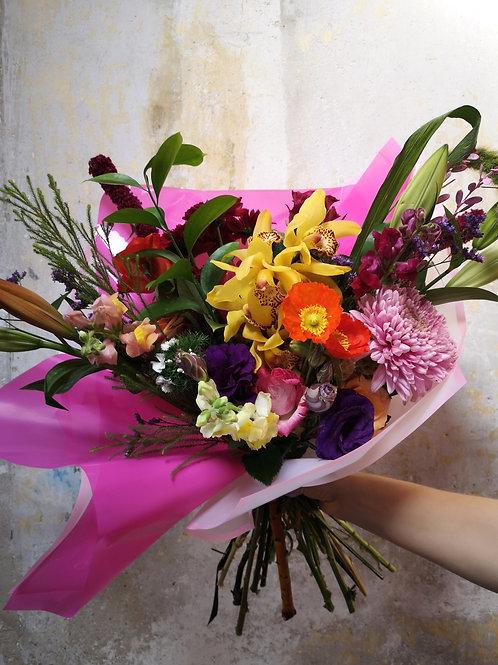 Seasonal Bouquet Brights