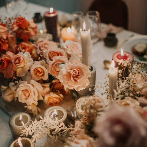 STYLED SHOOT- New Romantics