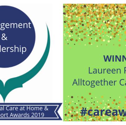 Scottish Care Awards 2019