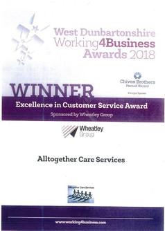 Customer Service Winner.JPG